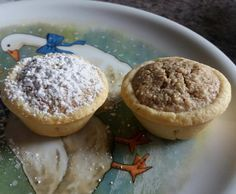 Rezept Nusstörtchen A La Beate von Beate Carola - Rezept der Kategorie Backen süß