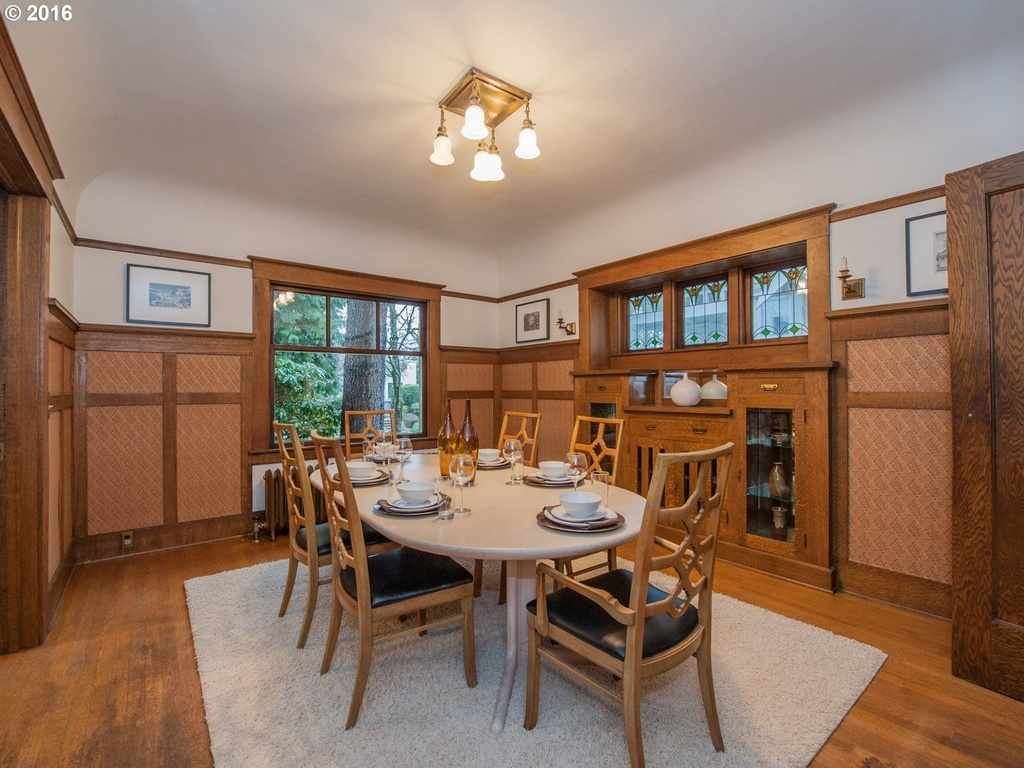 1911 Craftsman Portland Or 759 000 Old House Dreams Craftsman Dining Room Old House Dreams House