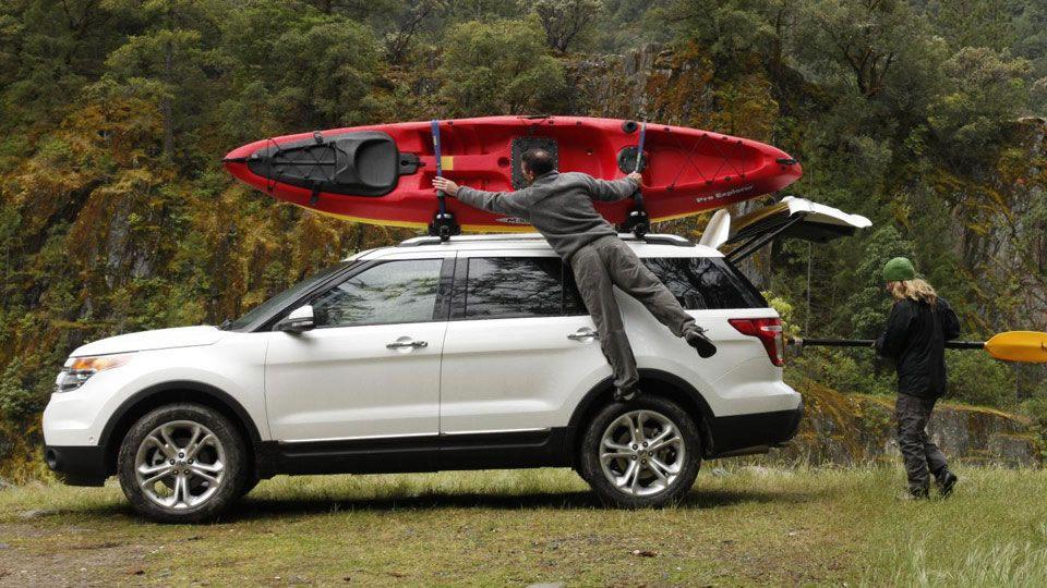 ford 2015 ford explorer - Ford Explorer Sport 2015 Magnetic