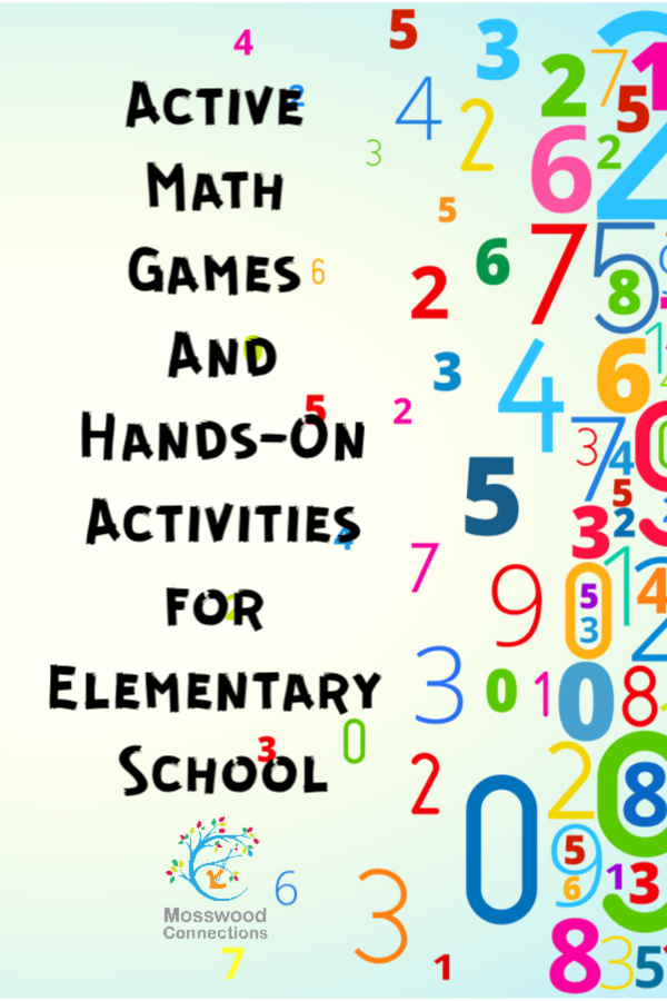Active Math Games for Elementary School Hands-on Learning ...