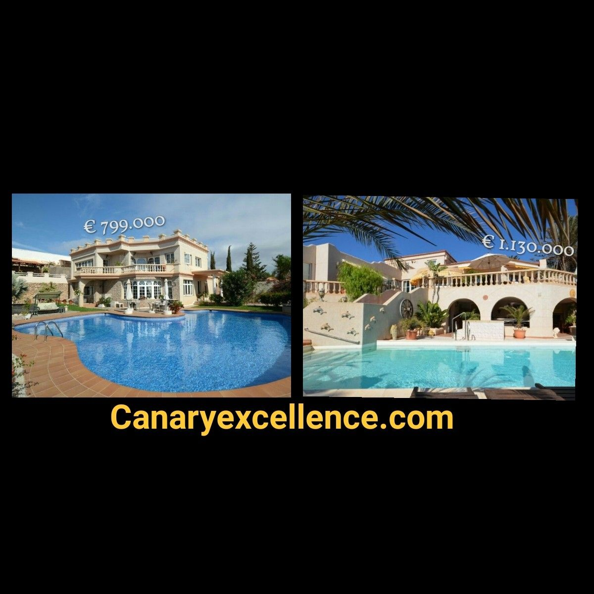 Real Estate on Fuerteventura Houses for rent for private