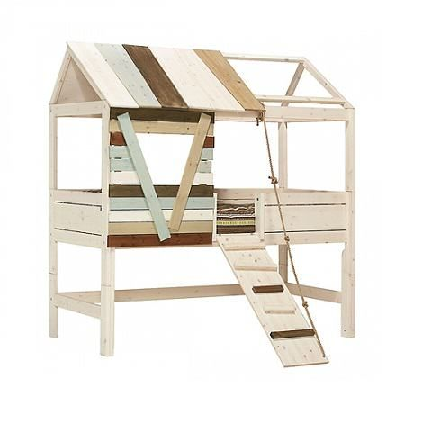 lit enfant lit mezzanine lit mi haut lit pour ma lle pinterest lit enfant cabane lit. Black Bedroom Furniture Sets. Home Design Ideas