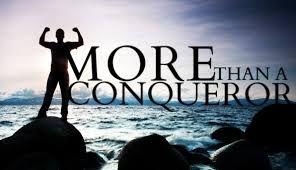 more than a conqueror bible quotes - Google Search