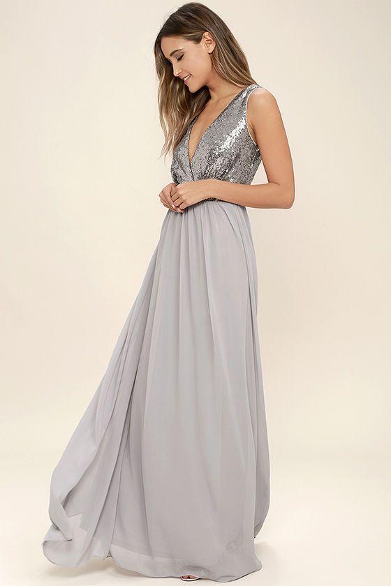 Long dress slip no more