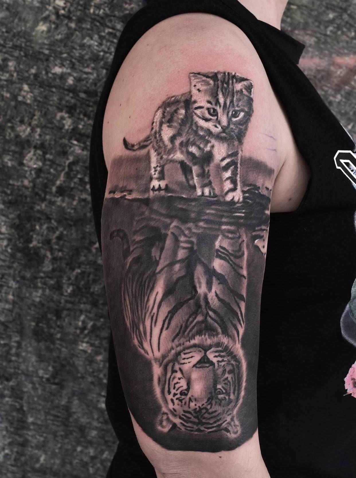 Tiger Tattoo Artist Mindy Www Holytrinitytattoos Co Uk Holytrinitytattoos Gmail Com Send Us A Message Call U Tiger Tattoo Tattoo Studio Tattoos