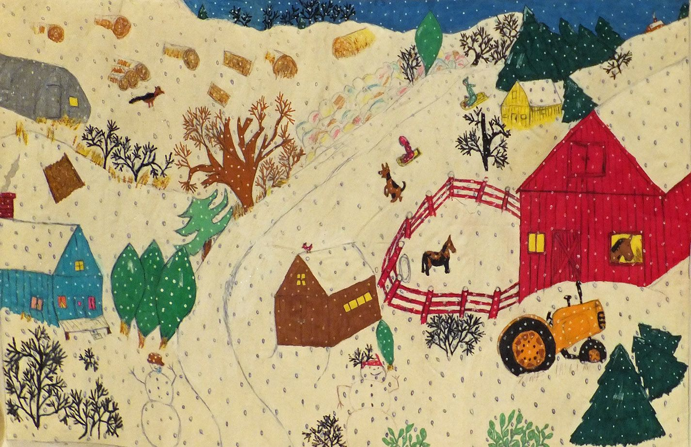 Parker Lanier The Us Outsider Artist Is One Of 99 Artists Presented On The Site Www Outsider Art Brut Ch Or Www Aussenseite Art Outsider Artists Outsider Art
