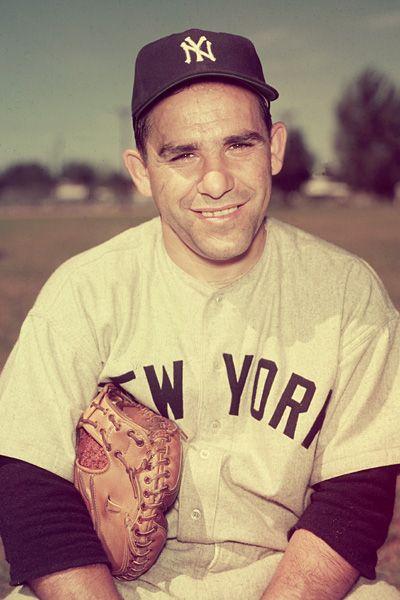 Sweetspot Espn Baseball Yogi Berra New York Yankees Baseball