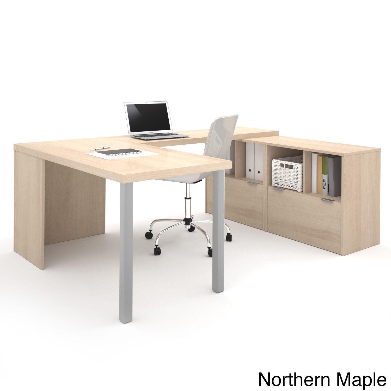 I3 By Bestar U Shaped Desk