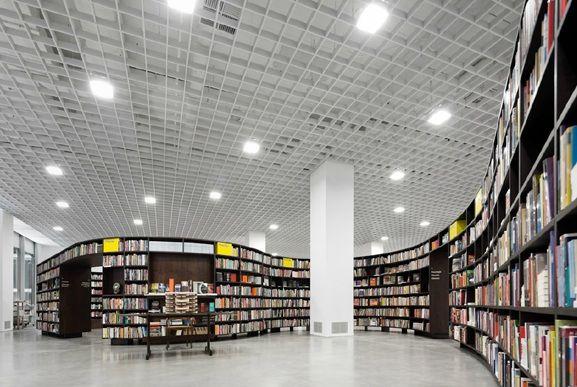 Livraria da Vila, Shopping JK Iguatemi, São Paulo - SP, Brasil - Isay Weinfeld