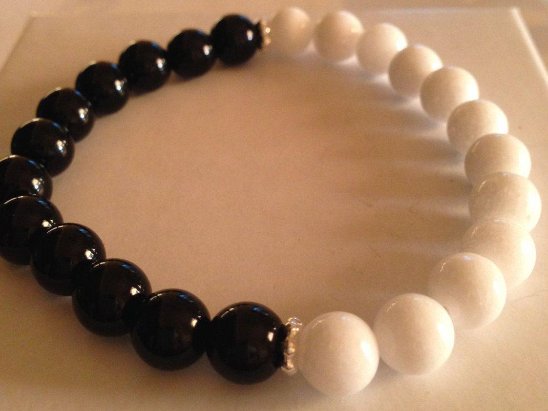 Stretch bracelet, jade bracelet, beaded bracelet, healing bracelet, boho bracelet, chakra bracelet, silverbymaggie, yoga bracelet, bracelets by SilverByMaggie on Etsy