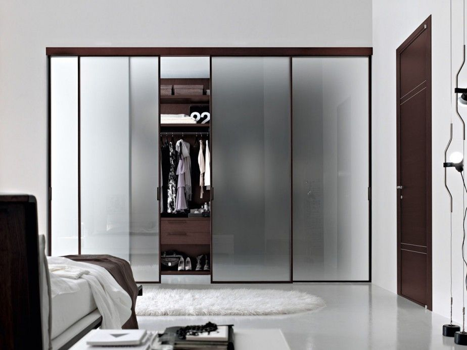 Modern Dark Brown Walk In Wardrobe Google Search