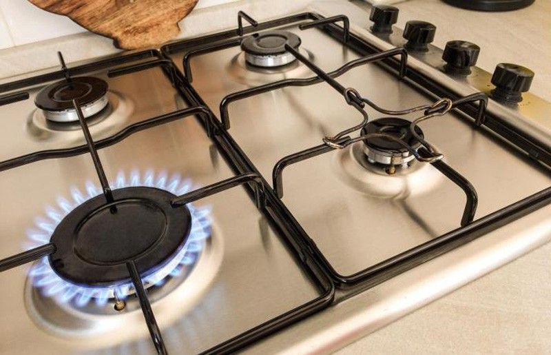 Cleaning a gas grill gas stove stove cleaning