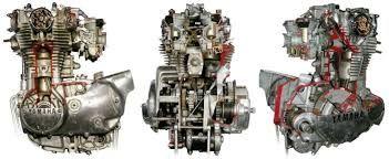 yamaha xs650 engine diagram yamaha xs650 ideas rh pinterest com 1979 Yamaha XS650 Bike Yamaha XS650 Engine Rebuild Kit
