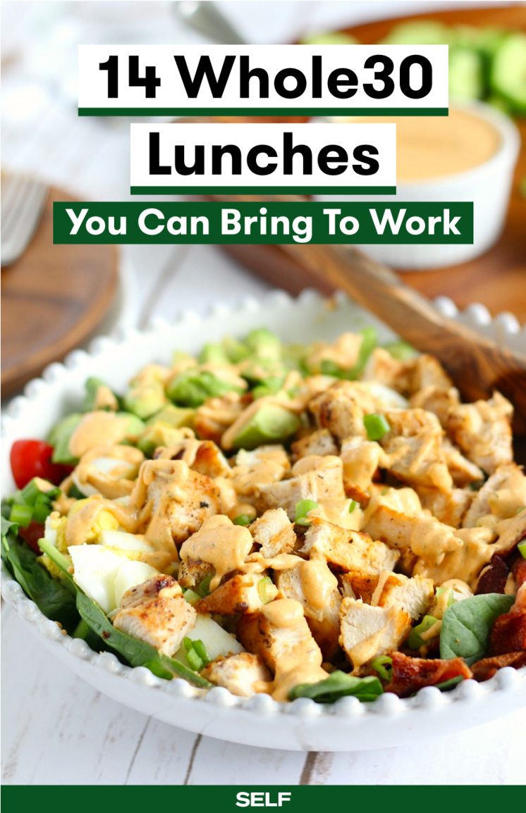 33 Whole30 Lunch Ideas You Can Bring To Work