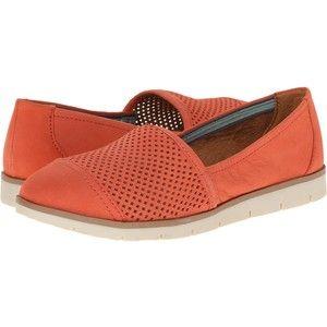 Womens Shoes Naturalizer Ivan Coral Nubuck