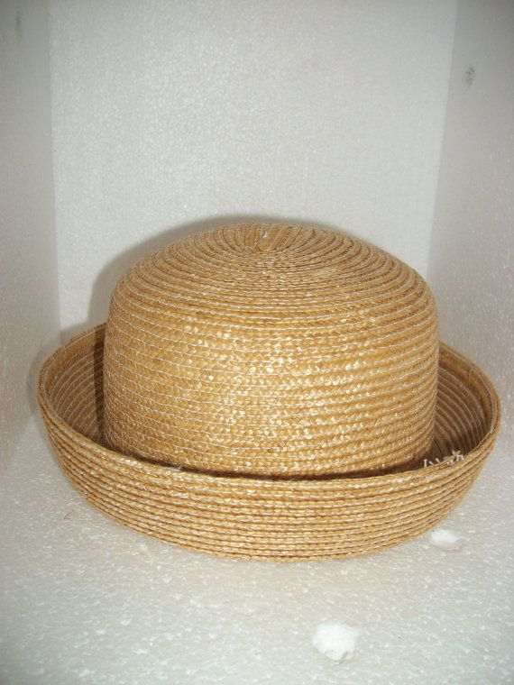 SALE WAS 25 awesome vintage straw hatgreat all by charmingcharmies, $11.00
