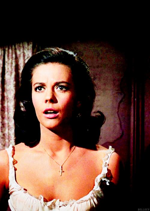 Natalie Wood. Being Maria.West Side Story. '61.