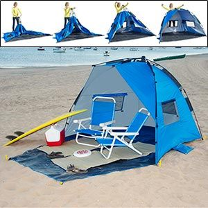Costco Lightspeed Quick Shelter Shade Tent Camping Shelters Beach Tent