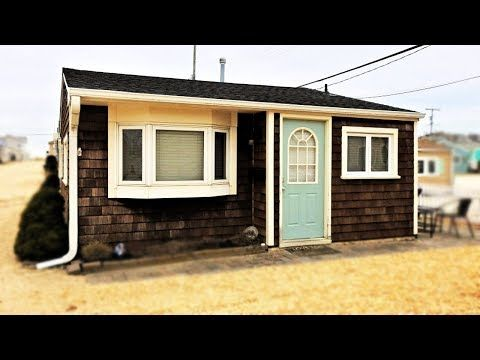 500 Sq. Ft. Tiny Beach Cottage in New Jersey | Beautiful Small House ...