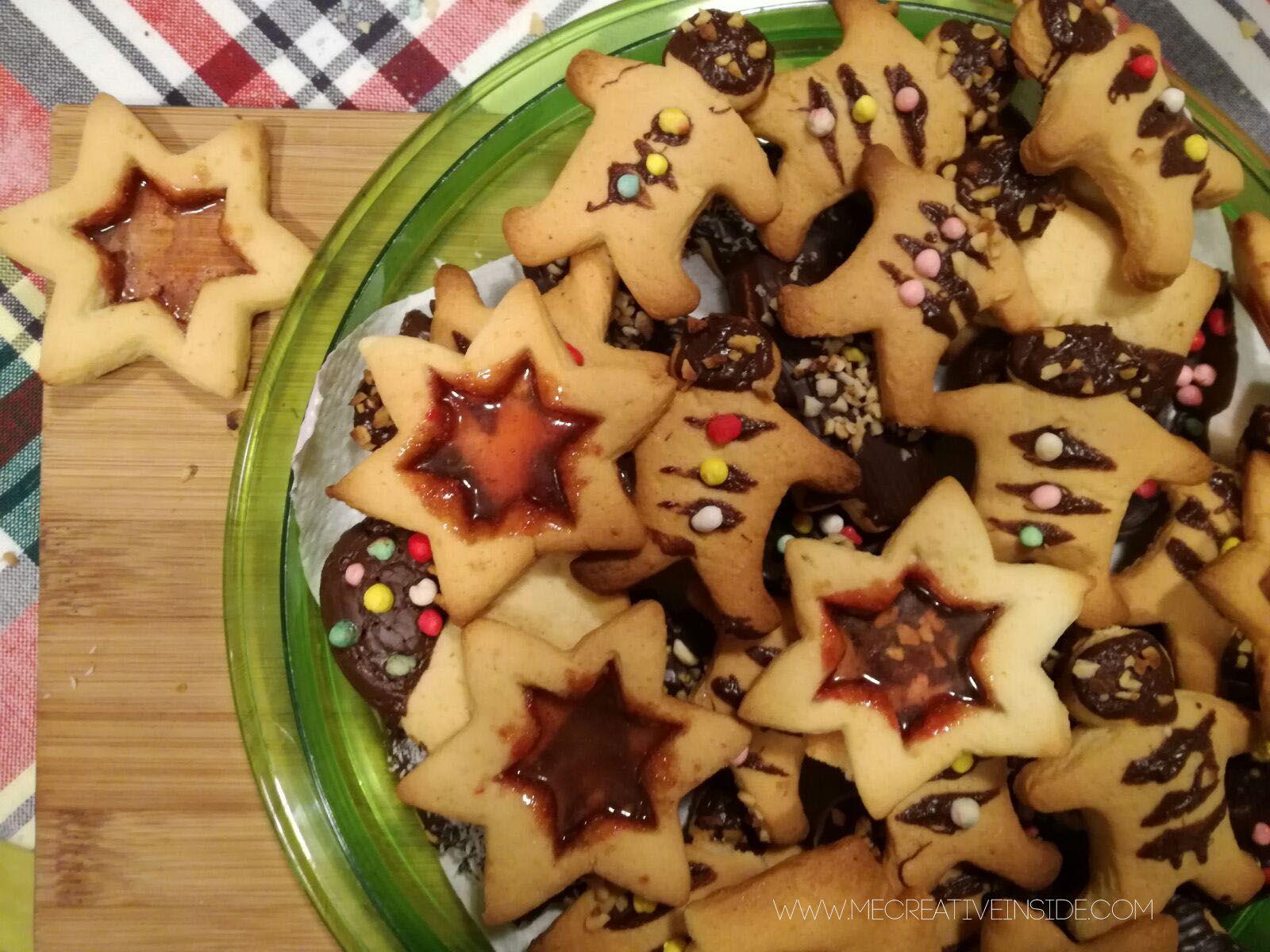 Dolcetti Bambini ~ Pasticcini pasticcioni dolci natalizi da fare con i bambini me