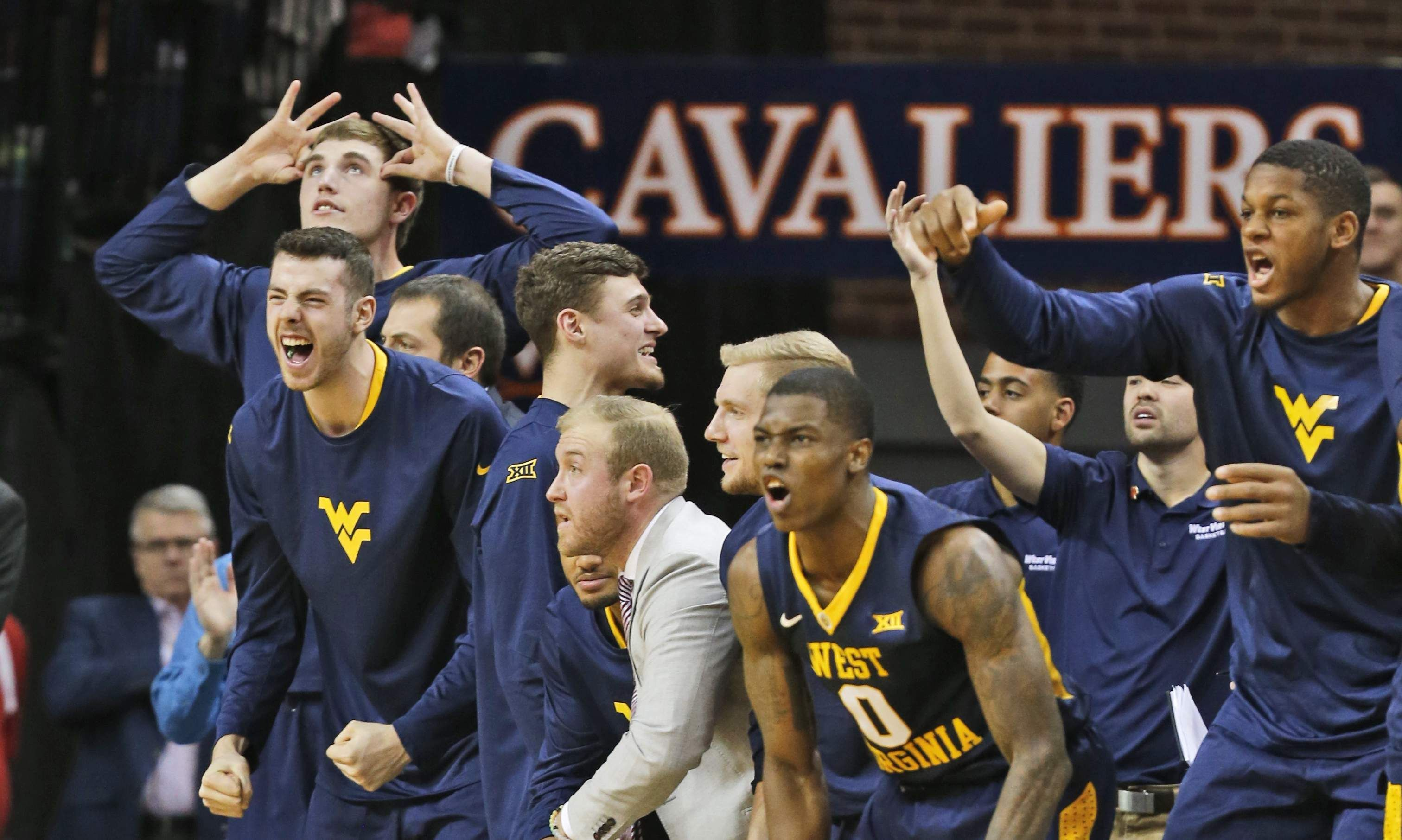 No. 25 WVU basketball knocks off No. 6 Virginia Wvu