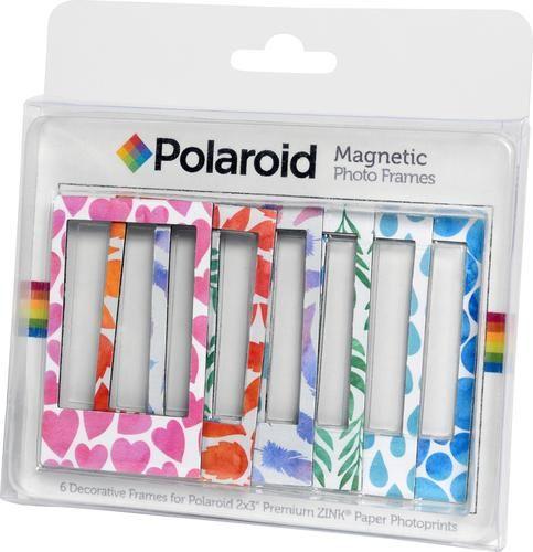 Polaroid - Designer Magnet Frames (6 Pack)