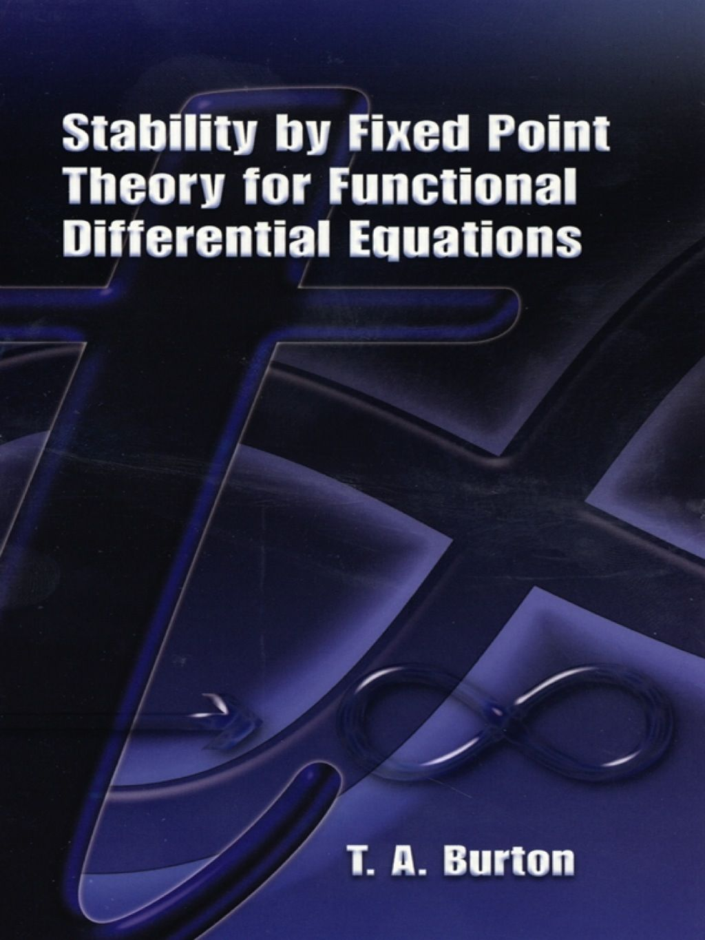 Stability by Fixed Point Theory for Functional Dif