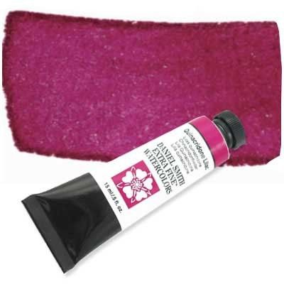Daniel Smith Watercolor 15ml Quinacridone Lilac - will replace the Twilight quin violet from Winsor & Newton that I'm currently using