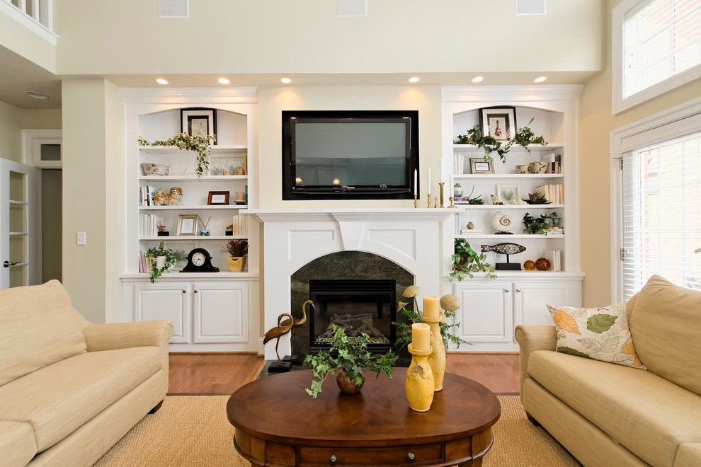 graceful built in bookcases fireplace decor ideas in living room traditional design ideas with graceful built in bookcase fireplace pinterest