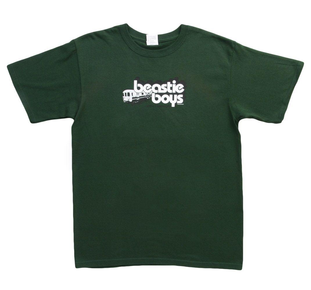 Beastie Boys Train T-Shirt
