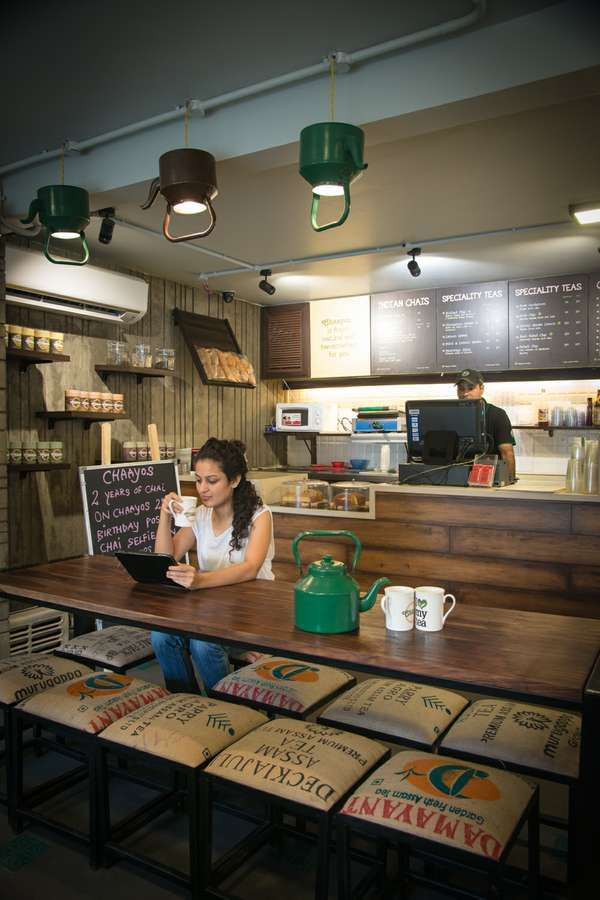 Chaayos New Delhi 100 Beautiful Restaurants To Visit In 2015 India Coffee Shop Interior Design Restaurant Design Rustic Cafe Interior