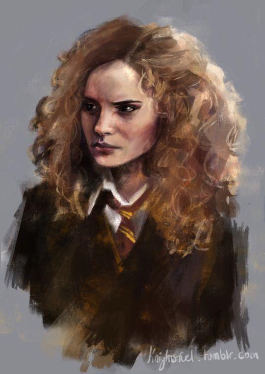 Hermione Granger by KNIGHTSFUEL