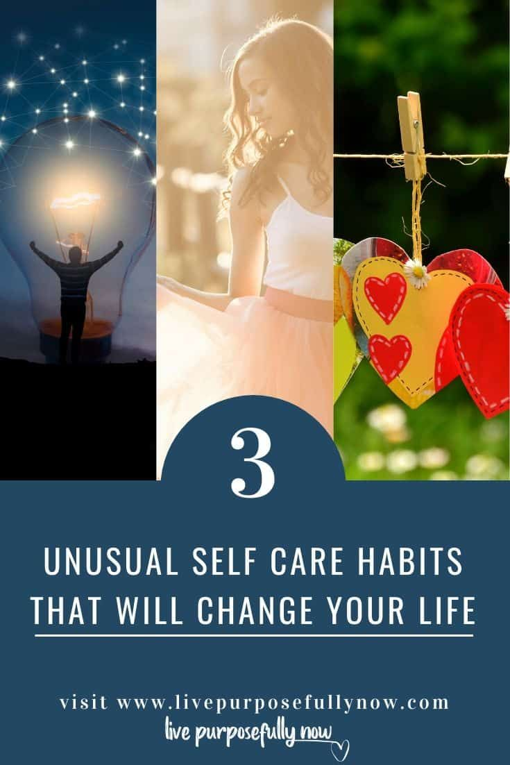 If you're feeling stressed yet tempted to keep on going, don't do it.  Here's 3 unusual self care habits that will change your life plus a short video, where Jada Pinkett-Smith talks about the importance of taking care of yourself, and how, if you do so, you will be able to make those you love very happy. #selfcaretips #selfcare #JadaPinkettSmith