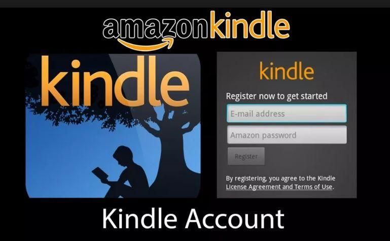 Amazon Kindle Account Login Buy Kindle Books Market Place Book Marketing Credit Card Application Kindle Books