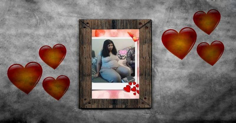 Ihr Lieblingsfoto in einem Holzrahmen . Jetzt hinzufügen!