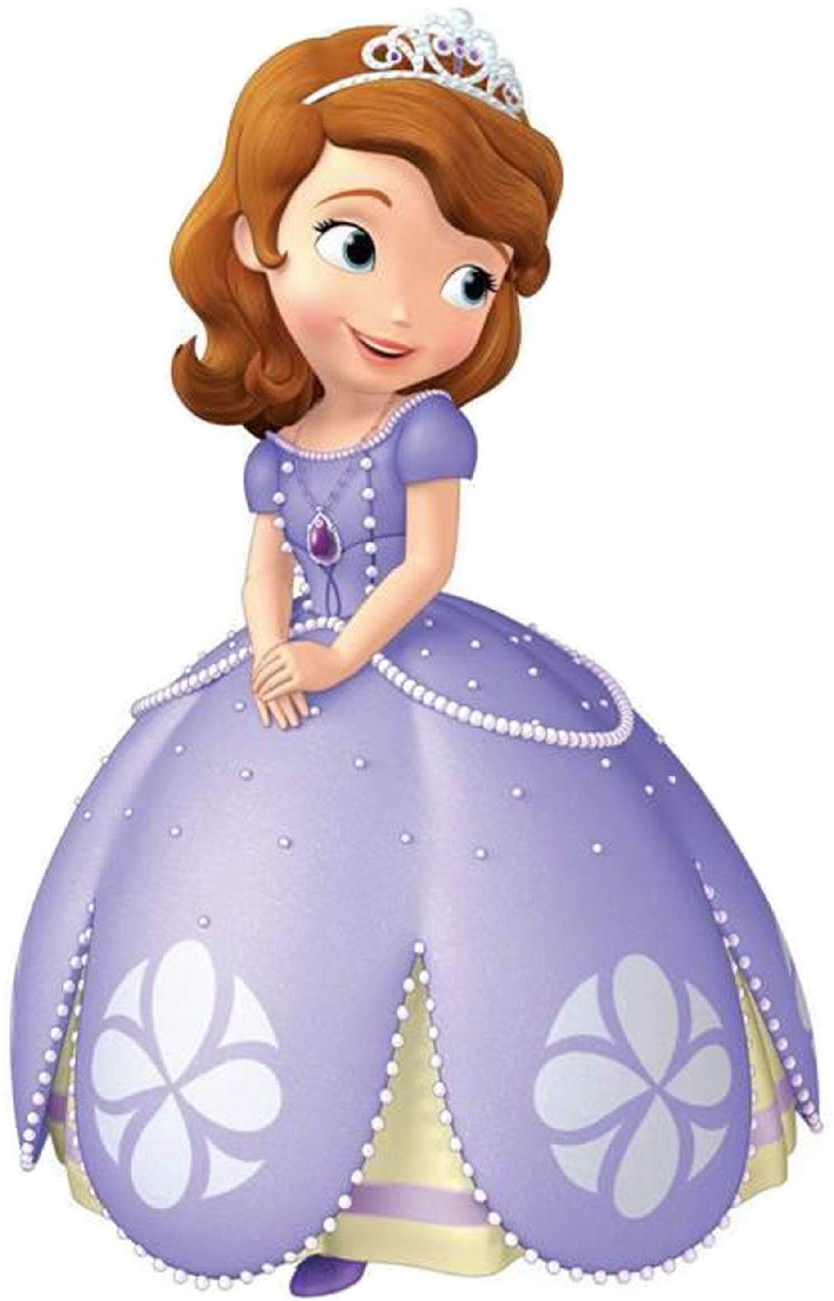 Sofia The First Inspired Cropped Image Ide Pesta Ulang Tahun Putri