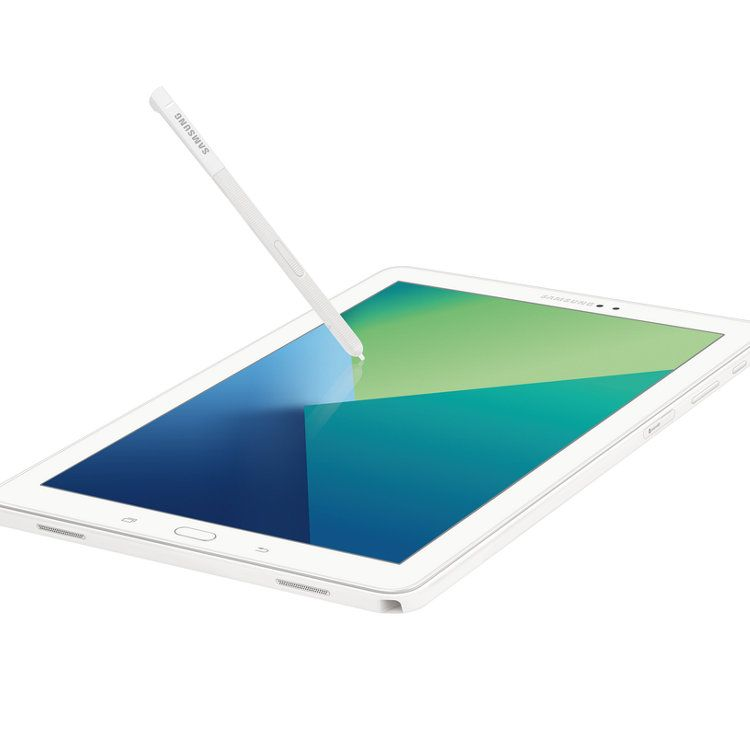 The Samsung Galaxy Tab A With S Pen 10 1 In 16gb Wi Fi White Allows Your Team To Work Anywhere While Protecting Sensitive Galaxy Tab Samsung Galaxy Tab Tab