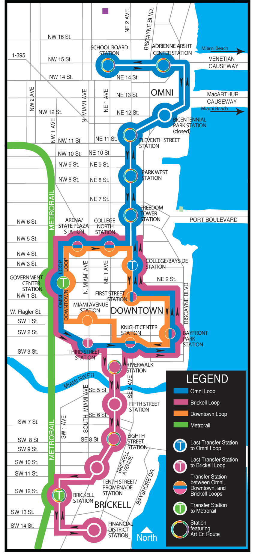 Subway Map Holiday.Pin By Randall Robinson On Metro Maps In 2019 Miami Florida