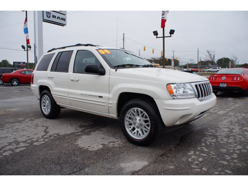Used 2004 Jeep Grand Cherokee For Sale James City Nc