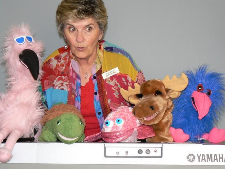 """News/Events @ Your Library: """"Young Audiences of Abilene Show to Feature a Puppeteer/Storyteller"""" 