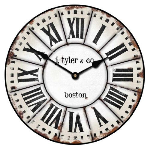 nice design quiet wall clock. French Tower Wall Clock 10 60 Whisper Quiet nonticking  Continue to the product