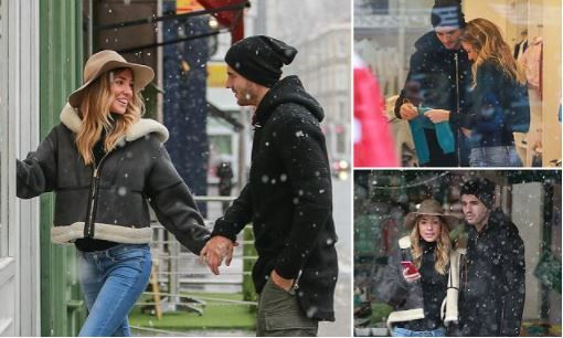 Chelsea Fc Striker Morata Shops For Baby Clothes With Wife In London