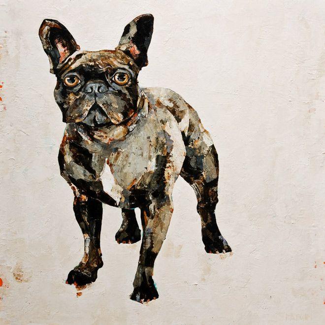 French Bulldog, by Constance Bachmann