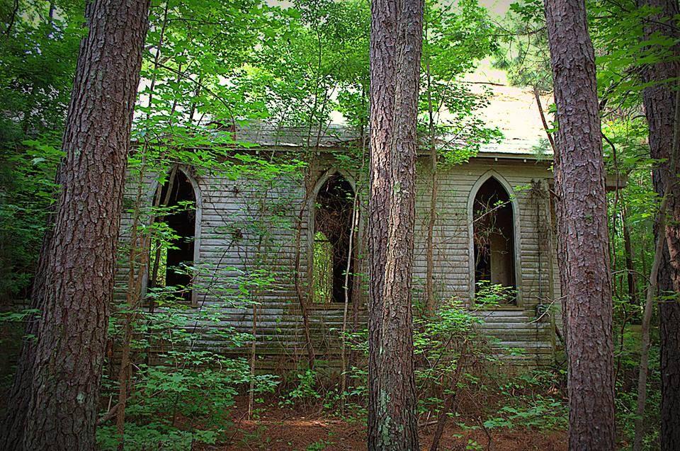 Abandoned, Old & Interesting Places North Carolina