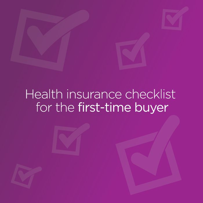 Buying health insurance for the first time | UPMC Health