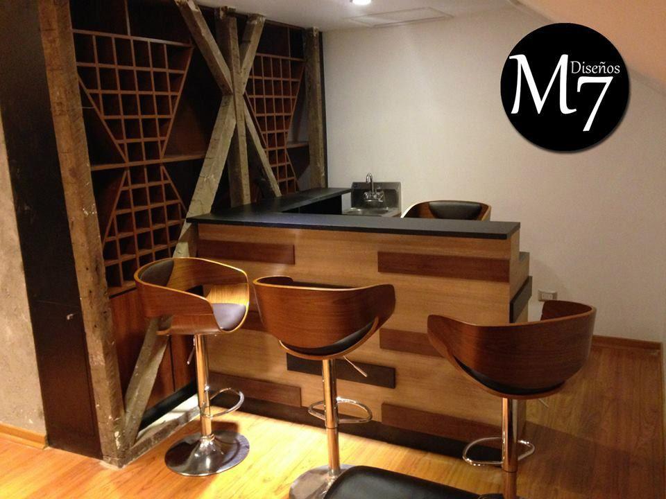 M7 diseños   Bar terminado