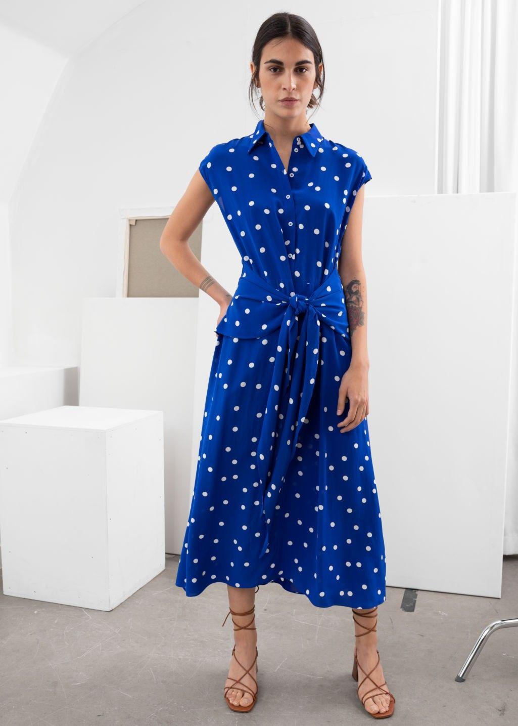 der polka dots trend: outfit-ideen und styling-tipps für den