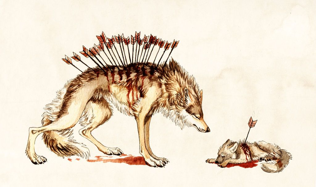 """Pain is Relative"" Loss by Imaginary-wolf.deviantart.com on @DeviantArt"