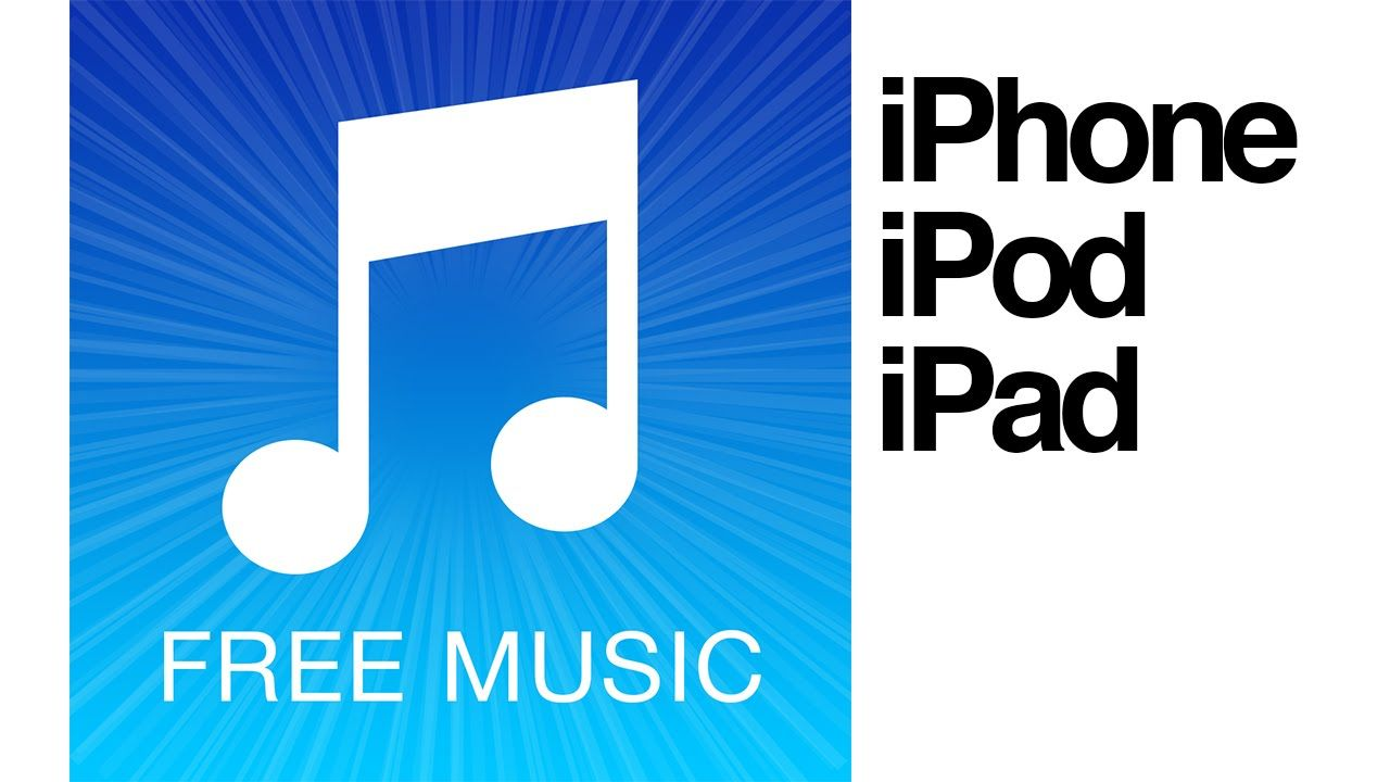 Try using Free Music for iPad via applications These apps