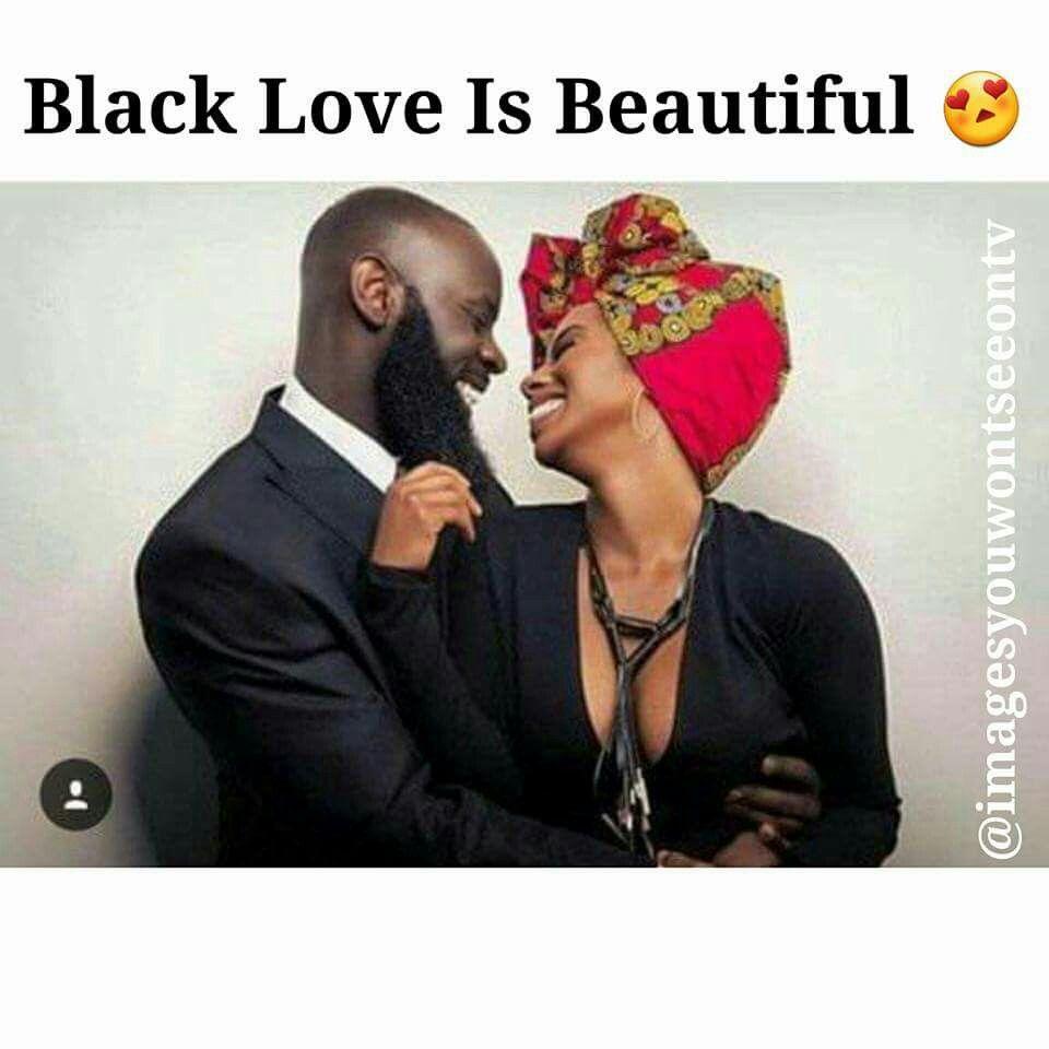 Black Love is Beautiful \